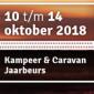 Kampeer & Caravan Jaarbeurs 10 t/m 14 oktober