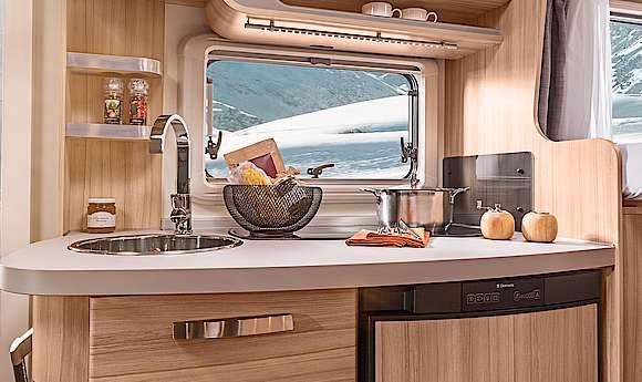 Ruime Keuken in de lengte