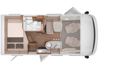 Knaus Van I 550 MD