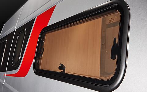 Bürstner City Car 2020 Aanzicht en functie