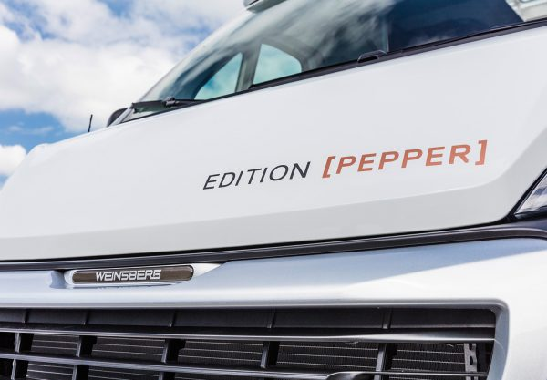 Weinsberg CaraCompact EDITION [PEPPER]