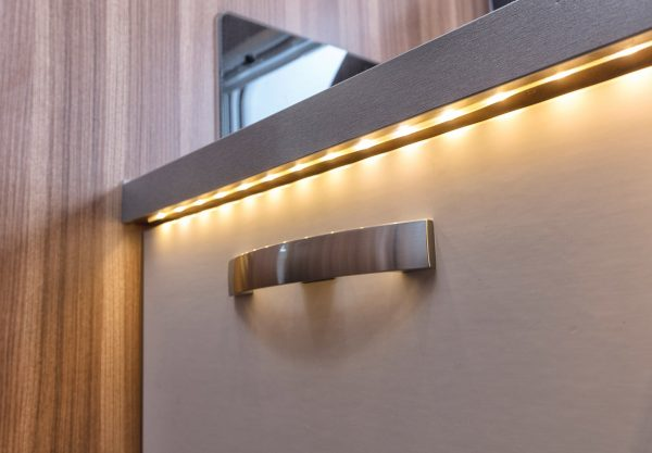 Weinsberg CaraSuite ledverlichting