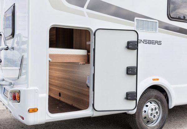 Weinsberg CaraSuite 2020 Garage