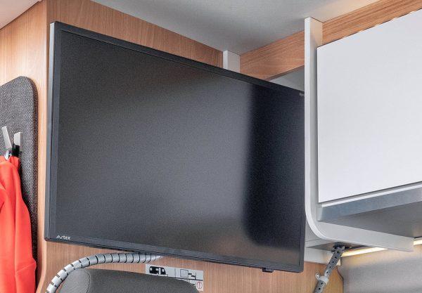 Weinsberg CaraTour 2020 Handige TV