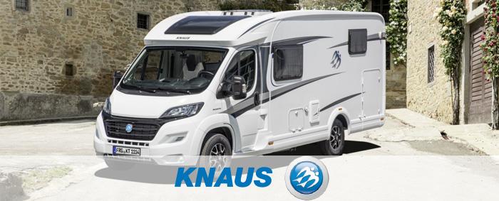 Knaus campers