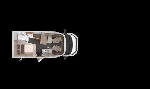 Knaus Van Ti 550 MF