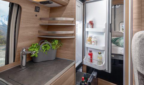 Grote koelkast